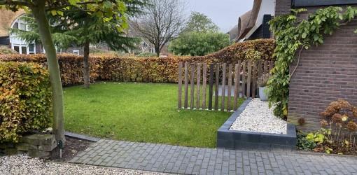 Tuinrenovatie aan de Hemmenkamp, Haren